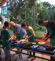 Triem Tay Bamboo Cooking Class
