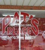 Pat's Place