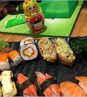 Sakae Sushi The Curve