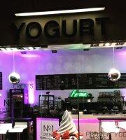 No.1 Frozen Yogurt - Magic Cup