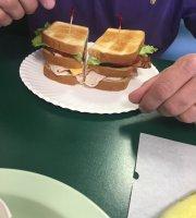 The Sandwich Club Cafe & Deli