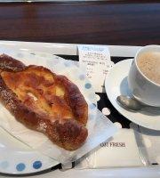 Cafe Rosen, Kitakyushu Airport
