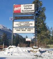 Canyon Alpine Motel Cafe