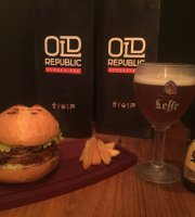 ‪OldRepublic - Burger · Bar‬