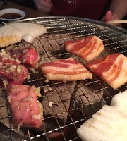 Charcoal fire grilled meat Tsurucho Yao