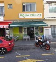 Agua Dulce bar restaurante