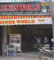 Friends World Cafe