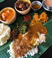 Macha & Co Banana Leaf