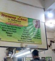 Warung Lama H.Ridwan