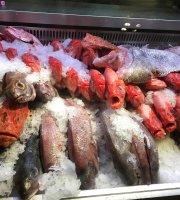Restaurante marisqueria La Casita de Sabino