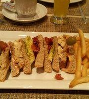 Restaurante Palacio de Hierro Paseo Acoxpa