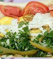 Arezoo sandwiches