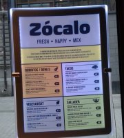 Zocalo Fresh Happy Mex