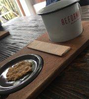 Reformanda - Barra de cafe