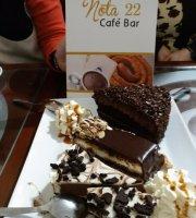 Cafeteria Bar Nota 22