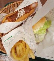 Mos Burger Aeon Town Meisei