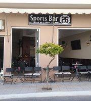 Sports Bar 26