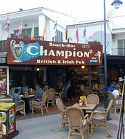 Champions bar alcudia