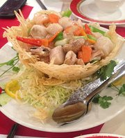 Golden Rice Bowl