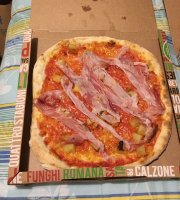 Sos Pizza