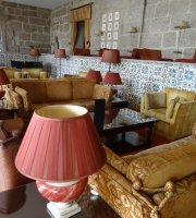 Restaurante Pousada Mosteiro de Guimaraes