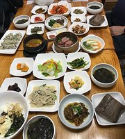 Sunrise Korean Table D'Hote