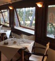 Pizzarestaurant Tennis Club Castiglioncello