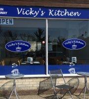 Vicky's kitchen