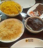 Koshe Kosha - Bengali cuisine