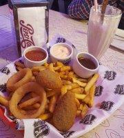 Classic American Diner Citykaytava