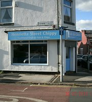Henrietta Street chippy