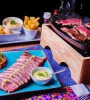 Blue Garden Braziliaanse Grill & Gourmet Piza