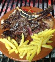 Restaurante Errota Berri en el Flysch