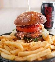 Chili's Burger Budapest