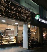 Starbucks, Sapporo Grand Hotel