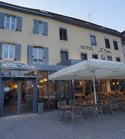 La Brasserie de l'Hotel Saint Pierre
