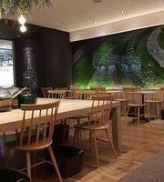 Hatake Cafe Printemps Ginza