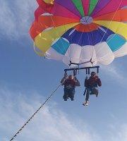 parachute ascensionnel orihuela