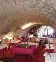 Restaurant chateau de Trigance