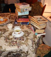 Books Cafe