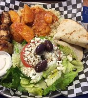Greek Brothers Authentic Yeero and Souvlaki
