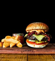 The Butchers Club Burger, TST