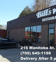 Bill's Pizza & Restaurant