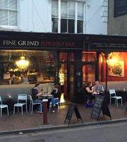 Fine Grind Espresso Bar