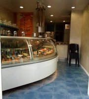 Gelateria Ping Pong ice prenestina