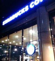 Starbucks Gongduk Station