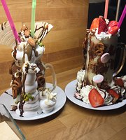Bistro Freak Shake Coffee