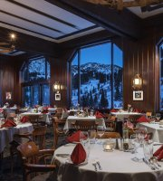 Alta's Rustler Lodge Dining Room