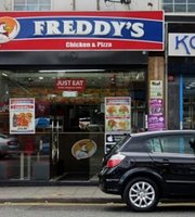 ‪Freddy's Chicken & Pizza - Longsight‬