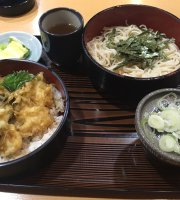 Soba restaurant Marunaga Honke